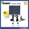 Dependable performance solar generator set with high performance 500W