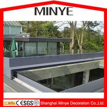 aluminum sliding open roof skylight windows