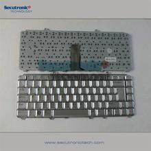 Wholesale Silicone laptop keyboard for Dell Inspiron 1420 1400 1500 1520 1540 1545 XPS M1330 UK Silver