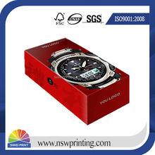 Professional High Quality watch boxes paper