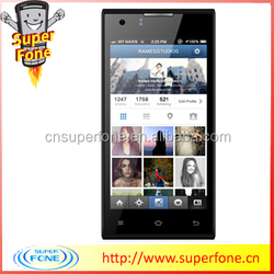 4.5 inch MTK6571 dual core cheapest android cell phones A1 made in china