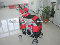 Cheap new design wholesale pet strollers