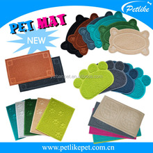 2015 Alibaba best selling pet products new design pet mats for cats