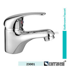 cheap sanitary ware bathroom mixer water tap basin faucet 23001