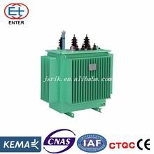 8KV 630 KVA oil immersed type power transformer