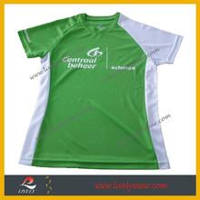 Sublimation Custom Quick Dry Wholesale Running Tee Shirt
