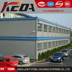 Movable Job Site Office Accomodation / Modular Container Building 1682