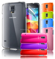Ultra Thin Crystal Series Hard Back Case Cover For Samsung Galaxy S5