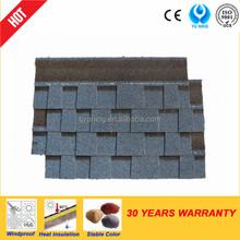 laminated bitumen shingle
