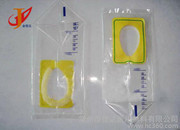 disposable plastic pediatric urine bag urine collection