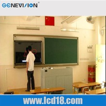42 Inch Wall mount 1080P multi video player with andriod system Teaching Board Touch Screen