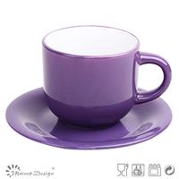 dark grey mug/unique coffee cup