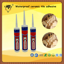 Factory Price Strong decorative effect waterproof ceramic tile adhesive for Artificial stone
