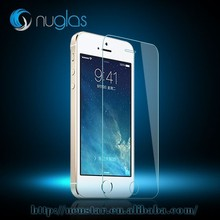 NUGLAS design Crazy Selling 0.3mm screen protector for iPhone 5