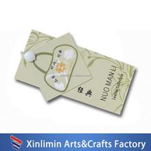 new fashion wholesale popular high quality fashion hang tags