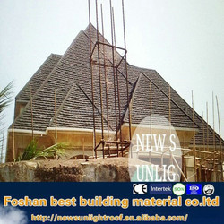 decorative roof ridge tiles1320*420mm/tile span roofing/color stone coated metal roofing tile