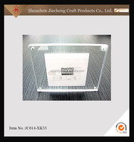 double sided acrylic photo frame with magnets
