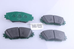 Brake Pads for Toyota Hybrid NZE141 04465-02220 Car Parts