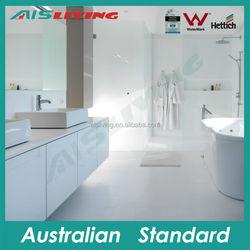 new wall mounted Hotel American sink Modern Bathroom Vanity