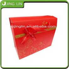 Hot selling linen gift bag with Logo Wholesale