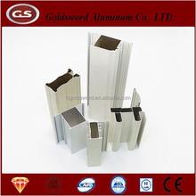 high quality door and window accessories of aluminium profile
