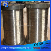 310s enamel coated straight cut stainless 18 gauge steel wire
