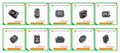 makita 3000mah batería de repuesto BL1830 18v li-ion recargable