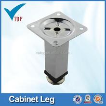 Cabinet metal square table adjustable leg kids furniture VT-03.002