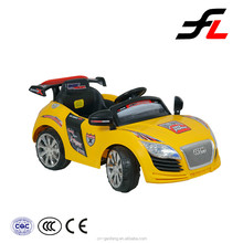 Zhejiang populer sale high quality good quality 4ch rc baby electric car