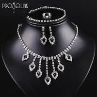 luxury fashion artificial kundan bridal jewellery sets 4 in 1 wedding set