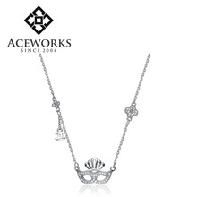 2015 Fashion 925 silver chain necklace cheap silver necklaces factory direct sale 925 sterling silver jewelry