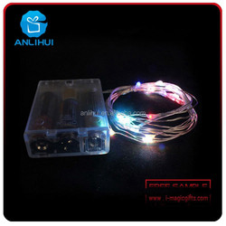 2015 new design!Magical LED Berries Battery Operated Mini LED Glowing Firefly Fairy LED Light