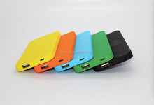 4000mAh real capacity usb solar charger, mobile solar power bank for notebook