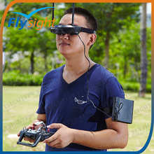 H1727 Latest FLYSIGHT 5.8 GHz Spexman One Diversity FPV Goggles with Picture in Picture and Wireless Video Receiver