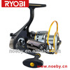 Rotary Flat Oscillation System fishing reel handle knob