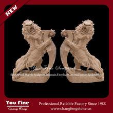 หินสิงโตรูปปั้นสำหรับการขายรูปปั้นหินอ่อนหินรูปปั้นสิงโตสำหรับ