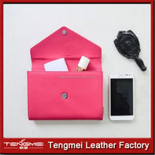 PU leather case for ipad mini 2,lady style tablet case for apple ipad ,pink cover case for ipad mini 2