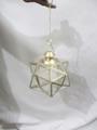 pequena lanterna design tradição