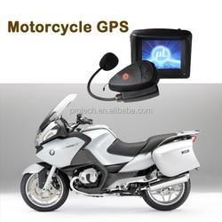 Waterproof Motorcycle GPS Including Unique Motorcycle Helmets