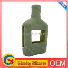 High quality stylish silicone wine bottle case for buyer
