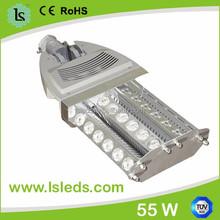 55W high brightness led street light for highway Ip66