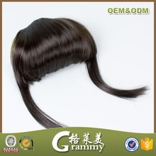 Directly factory human hair bangs