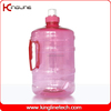 Latest Design 2000ml clear plastic water pitcher with lid ODM (KL-8024)