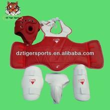 Cheap training body taekwondo protector