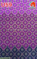 U59 Swiss voile lace african lace super wax hollandais 6 yards
