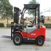 YTO 2.5ton LPG Forklift truck CPYD25 with nissan engine