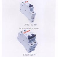 LYB2-63(C60N/C65N) Mini Circuit Breaker Professional Maker