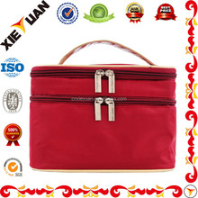 Large-Capacity Double-Layer Beauty Cosmetic Case
