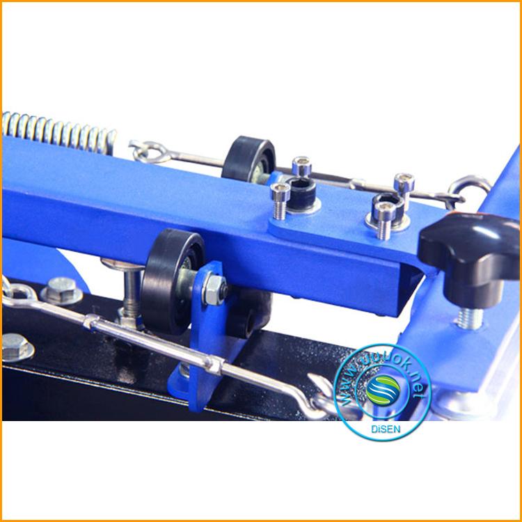 Economic 4 color screen printing machine for sale buy for Screen printing machine for t shirts for sale