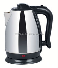 Made in China 1.5L cb colored electric kettle